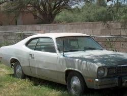 JCduster 1973 Plymouth Duster