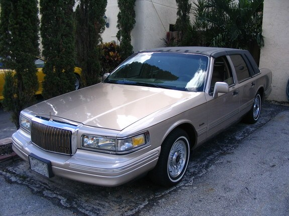 1993+lincoln+town+car+lowrider