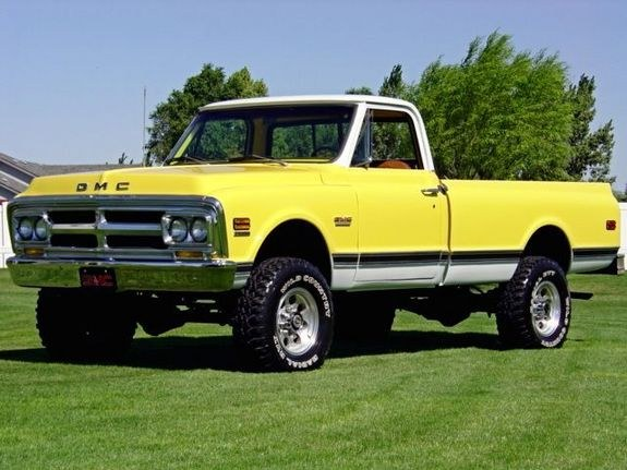 gotoman 1969 gmc 3 4 ton specs photos modification info at cardomain. Black Bedroom Furniture Sets. Home Design Ideas