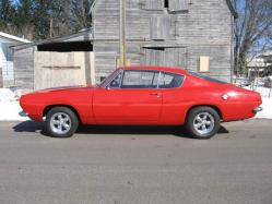 angelfactorys 1967 Plymouth Barracuda