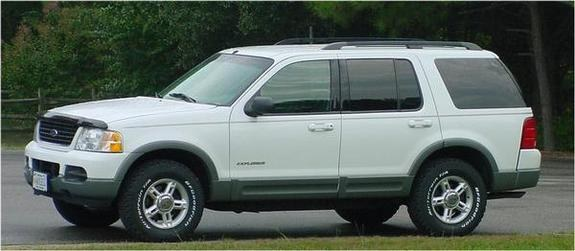 Another jeremymiles 2002 Ford Explorer post... - 8956272
