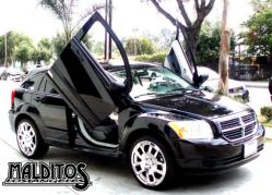 INTEK1226 2007 Dodge Caliber