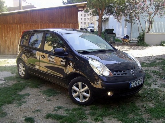 fozziili 2006 nissan note specs photos modification info at cardomain. Black Bedroom Furniture Sets. Home Design Ideas