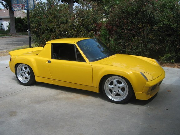 Lybones 1973 Porsche 914 Specs Photos Modification Info
