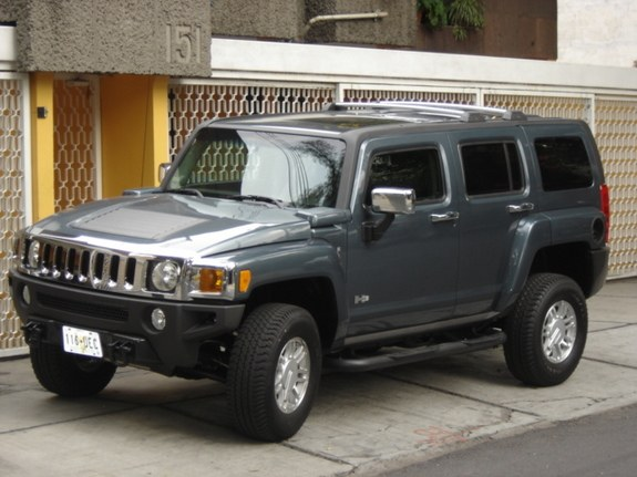 Another baby_hum 2006 Hummer H3 post... - 8995824