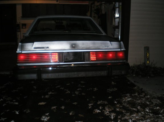 Another Grand85Marq 1985 Mercury Grand Marquis post... - 8959808