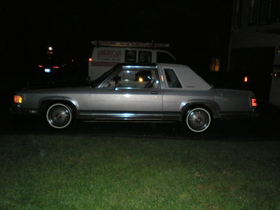Another Grand85Marq 1985 Mercury Grand Marquis post... - 8959809