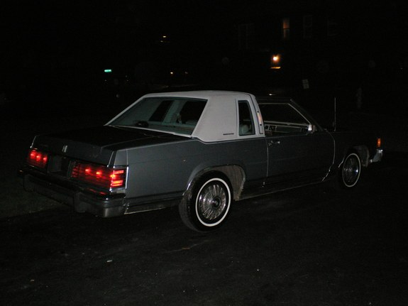 Another Grand85Marq 1985 Mercury Grand Marquis post... - 8959810