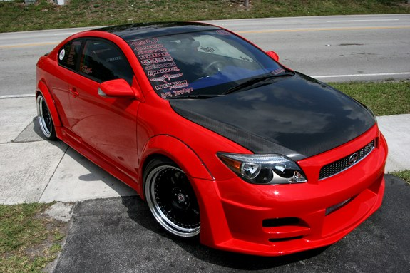 hiimalanx 2007 scion tc specs photos modification info. Black Bedroom Furniture Sets. Home Design Ideas