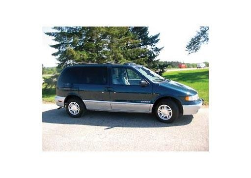 Another JOSOWILD 1998 Nissan Quest post... - 8962530