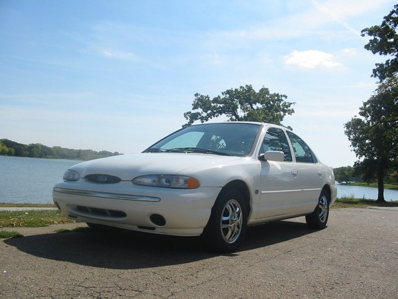 mzracer360's 1995 Ford Contour