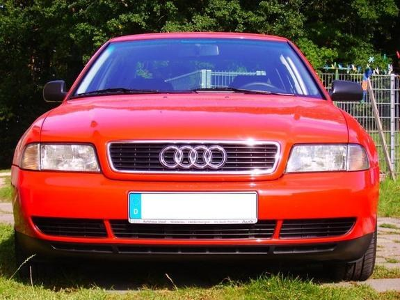 Another PaulsQuattro 1995 Audi A4 post... - 8963448