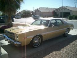 Sumanster 1978 Plymouth Fury