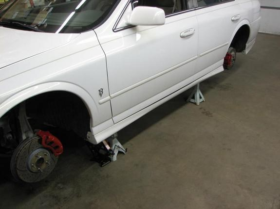 Another danh0ward 2002 Lincoln LS post... - 8975860