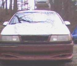 Autotooners 1990 Ford Taurus