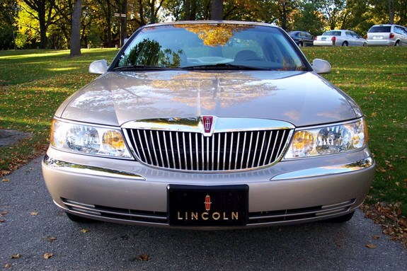 Another 2oooContinental 2000 Lincoln Continental post... - 8965580