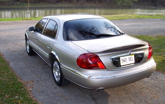 Another 2oooContinental 2000 Lincoln Continental post... - 8965588