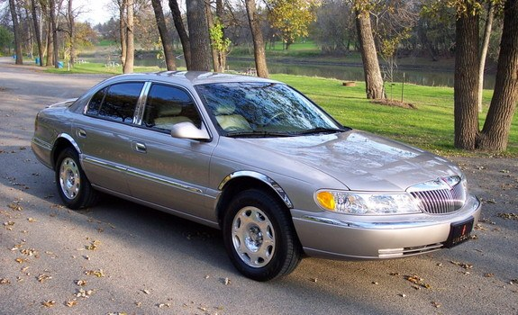 Another 2oooContinental 2000 Lincoln Continental post... - 8965589