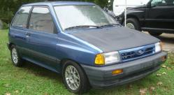 Quaddawgs 1989 Ford Festiva