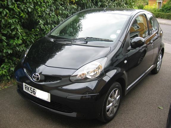 Another speedingsivi 2006 Toyota Aygo post... - 8968058