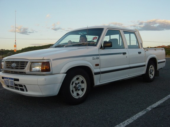 Courierjoey 1998 Ford Courier Specs  Photos  Modification