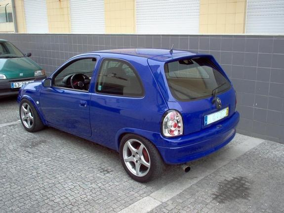 vicsa 1999 opel corsa specs photos modification info at cardomain. Black Bedroom Furniture Sets. Home Design Ideas