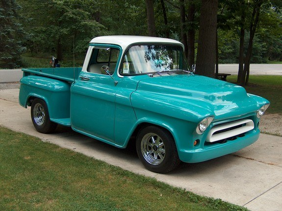 PanicExpress 1957 Chevrolet 3100 8971941