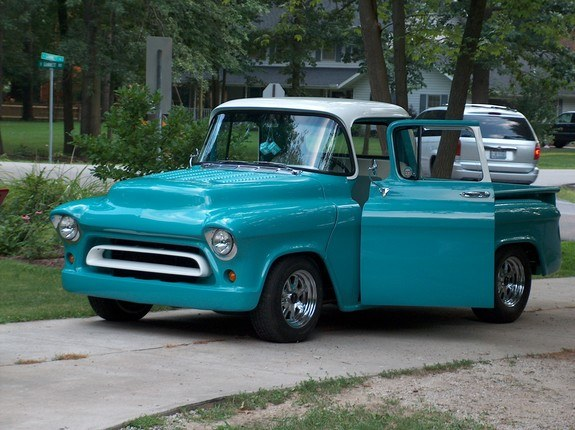 PanicExpress 1957 Chevrolet 3100 8971942