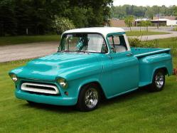 PanicExpresss 1957 Chevrolet 3100
