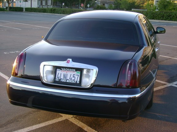Linctank 2000 Lincoln Town Car Specs Photos Modification Info At
