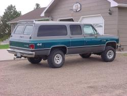 BurbanBross 1988 GMC Suburban 1500