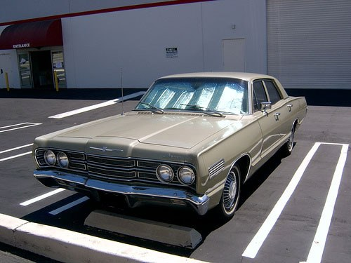 weckerly75's 1967 Mercury Monterey