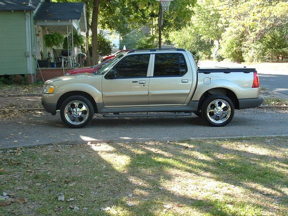 Another mzmwilliams 2003 Ford Explorer Sport Trac post... - 8975562