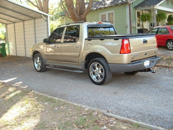 Another mzmwilliams 2003 Ford Explorer Sport Trac post... - 8975563