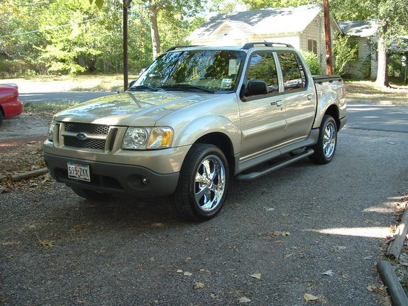 Another mzmwilliams 2003 Ford Explorer Sport Trac post... - 8975564