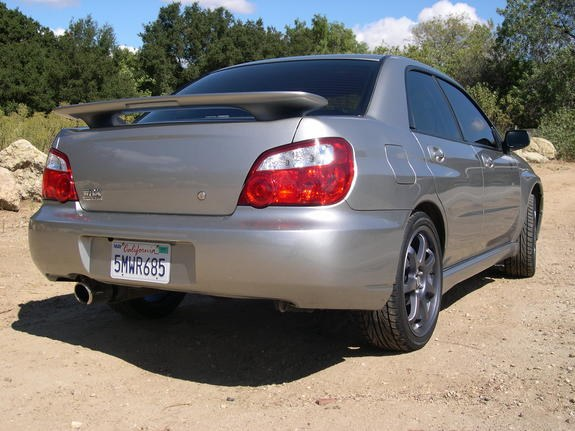 Another FRONTLINE1985 2005 Subaru Impreza post... - 8975961