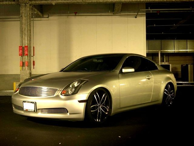 Another GARAGE-KK 2003 Infiniti G post... - 8975656