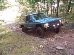SWDescents 1994 Jeep Cherokee