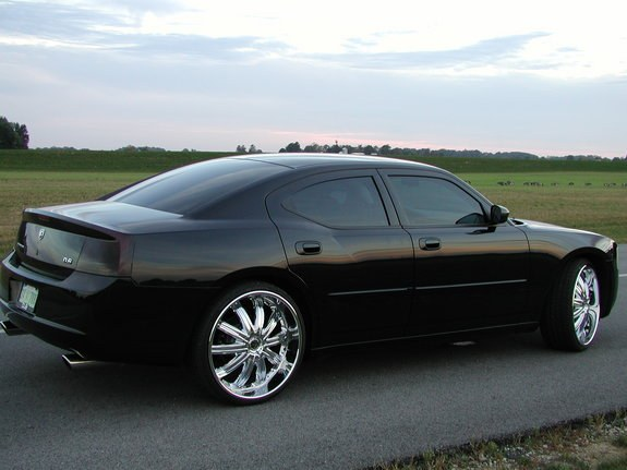 Blingking9 2006 Dodge Charger Specs, Photos, Modification Info at ...