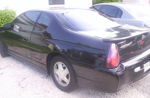 Another Cruficon 2002 Chevrolet Monte Carlo post... - 8980405