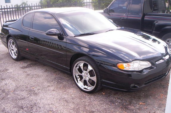 Another Cruficon 2002 Chevrolet Monte Carlo post... - 8980406
