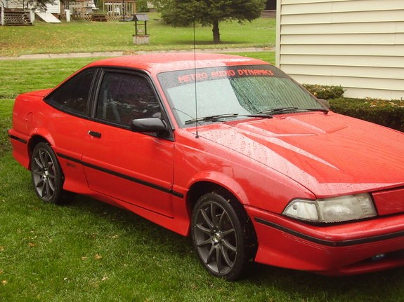 Large on 1993 Chevy Cavalier Z24