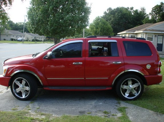 2004 dodge durango red 200 interior and exterior images. Black Bedroom Furniture Sets. Home Design Ideas