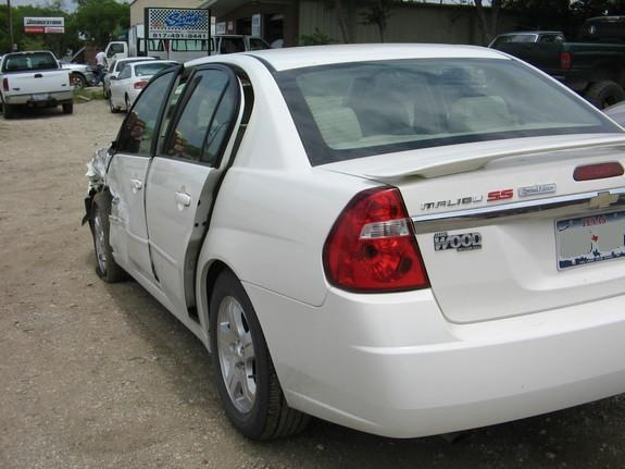 Another OldSchoolStripes 2004 Chevrolet Malibu post... - 8980604