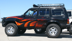 hazeltons 1996 Jeep Cherokee