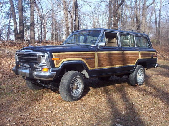 Another MaxtheSleeper 1990 Jeep Grand Wagoneer post... - 8981762