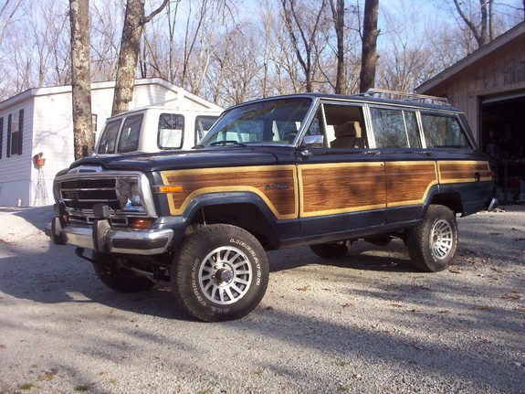 Another MaxtheSleeper 1990 Jeep Grand Wagoneer post... - 8981763