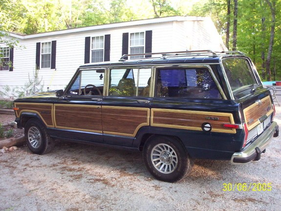 Another MaxtheSleeper 1990 Jeep Grand Wagoneer post... - 8981765