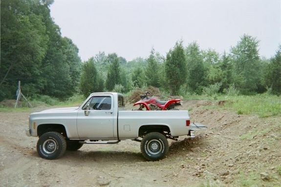 Muddinroyal's 1980 GMC Sierra (Classic) 1500 Regular Cab