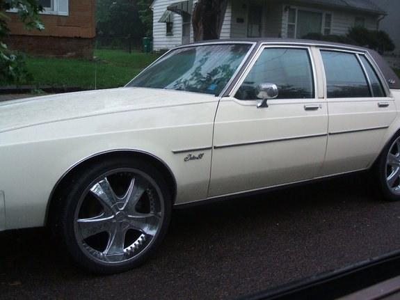 Another 309whipz 1985 Chevrolet Caprice post... - 8983876